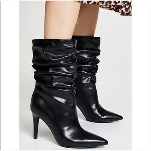 Jeffrey Campbell GUILLOT Slouchy Leather Boot
